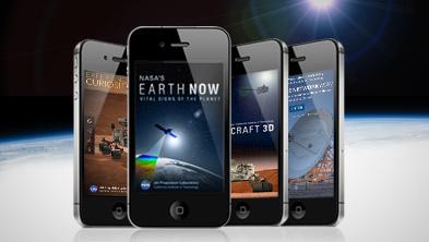 Mobile Apps – NASA's Eyes