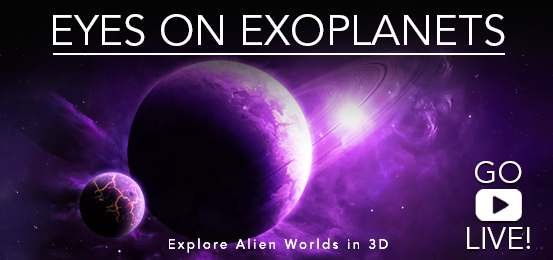 Exoplanets Banner
